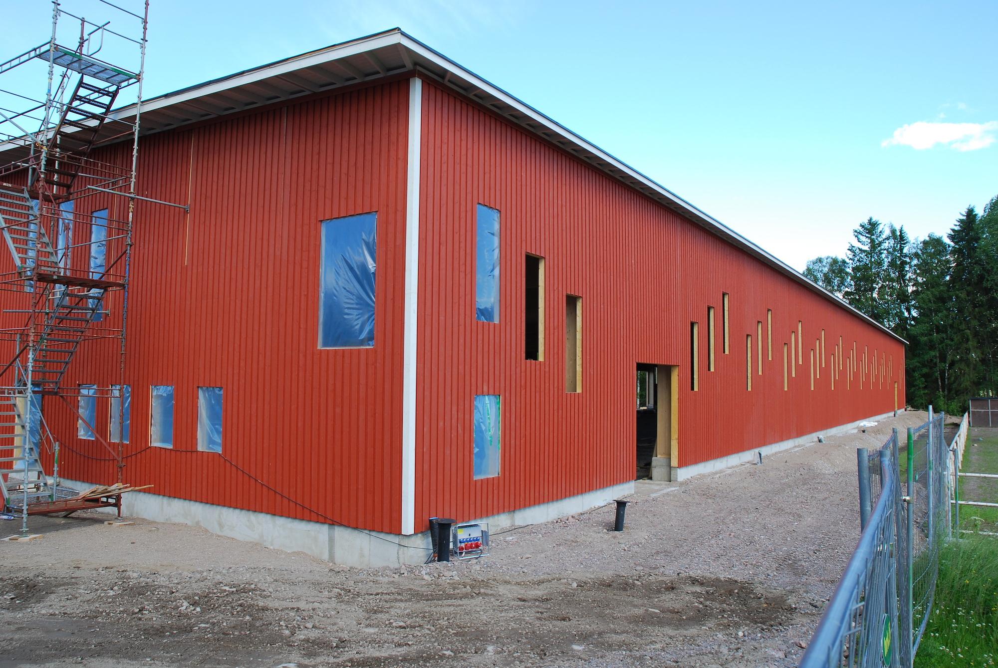 Optimihallit Jokimaan maneesi Lahti 26